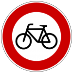 fahrrad-verbot